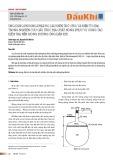 Ứng dụng phương pháp đo sâu điện trở (VES) và điện từ (EM) trong nghiên cứu cấu trúc địa chất nông phục vụ công tác kiểm tra nền móng đường ống dẫn khí