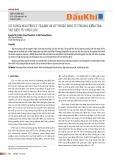 Sử dụng nguyên lý Villari và kỹ thuật nhớ từ trong kiểm tra vật liệu từ chịu lực