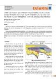 Chính xác hóa dự báo nhiệt độ thành hệ bằng cách sử dụng dữ liệu đồng hồ đáy ở các mỏ có nhiệt độ cao, áp suất cao Hải Thạch và mộc tinh bể Nam Côn Sơn, thềm lục địa Việt Nam