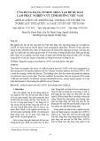 Ứng dụng mạng nơ ron nhân tạo để dự báo lạm phát: Nghiên cứu tình huống Việt Nam