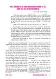 Một số vấn đề về thực hành quyền công tố và kiểm sát xét xử vụ án hình sự