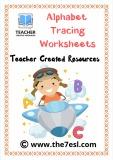 Mẫu tập viết chữ cái (Alphabet tracing worksheets)
