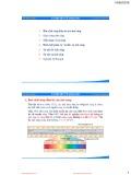 Bài giảng Vật lý 1: Lý thuyết về ánh sáng