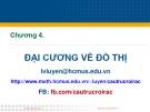 Bài giảng Toán học rời rạc và cấu trúc rời rạc: Chương 4 - Đại học Khoa Học Tự Nhiên Tp. Hồ Chí Minh