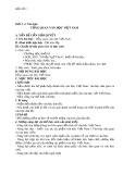 Giáo án Ngữ văn 10 (Mẫu số 2)