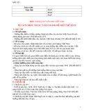 Giáo án Ngữ văn 12 (Mẫu số 1)