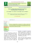 Features of triglycerides isomerization in the process of hydrogenization of cottonseed oils