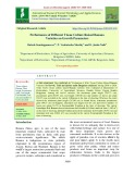 Performance of different tissue culture raised banana varieties on growth parameters