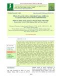 Effects of ascorbic acid as antioxidant semen additive in cryopreservation of cross-bred cattle bull semen