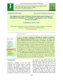Development of a scale to measure the perception and acceptance of information technology (IT) enabled comprehensive farm advisory services by farmers