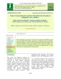 Study of amaranth seeds as the raw material for the extraction of biologically active additives