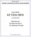 Giáo trình Kỹ năng mềm - Th.S Phạm Thị Cẩm Lệ: Phần 2