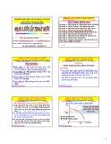 Bài giảng Mạng lưới cấp thoát nước: Chương 4 - PGS.TS. Nguyễn Thống