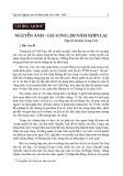Nguyễn Ánh - Gia Long: 200 năm nhìn lại