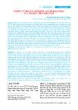 Nghiên cứu đề xuất mô hình, cơ chế hoạt động của tổ chức thủy lợi cơ sở