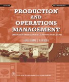 Production and operations management (Second edition): Part 2
