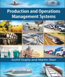 Production and operations management systems: Part 1
