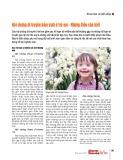Hội chứng di truyền bẩm sinh ở trẻ em - Những điều cần biết