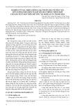 Nghiên cứu xác định chủng loại thuốc bảo vệ thực vật, liều lượng phân bón và mật độ gieo trồng thích hợp cho sản xuất ngô trên đất dốc tại Nghệ An và Thanh Hóa
