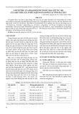 Ảnh hưởng của brassinolide trong hạn chế tác hại của mặn trên lúa ở điều kiện ngoài đồng tại tỉnh Bạc Liêu