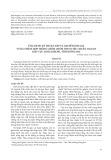 Ứng dụng kỹ thuật AHP và GIS để đánh giá vùng thích hợp trồng chôm chôm theo tiêu chuẩn VietGap khu vực Long Khánh, tỉnh Đồng Nai