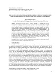 The status of using integrated teaching in education scientific research methods for students in educational universities