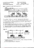 Đề kiểm tra giữa kỳ môn An toàn điện