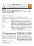 Cytotoxicity, antibacterial and antifungal activities of ZnO nanoparticles prepared by the Artocarpus gomezianus fruit mediated facile green combustion method