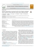 Statistical optimization of activated carbon from Thapsia transtagana stems and dyes removal efficiency using central composite design