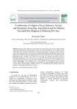 Combination of adaptive fuzzy inference system and simulated annealing algorithm-based for malaria susceptibility mapping in Daknong province