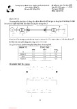 Đề kiểm tra cuối kỳ môn Ổn định hệ thống điện