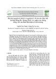 Địa hóa nguyên tố chính và nguyên tố vết của các trầm tích hệ tầng Đồng Ho, Quảng Ninh và ý nghĩa của chúng trong việc xác định điều kiện cổ môi trường