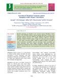 Screening of mungbean genotypes against mungbean yellow mosaic virus disease