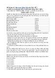 Đề thi học kì 2 môn Tiếng Việt lớp 4 năm 2020 (Đề 3)