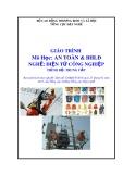 Giáo trình An toàn và bảo hộ lao động (Nghề Điện tử công nghiệp)