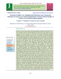 Detection of high level aminoglycoside resistance and vancomycin resistance in Enterococcus species isolated from various clinical samples of tertiary care medical college hospital