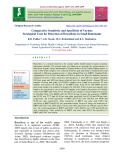 Comparative sensitivity and specificity of various serological tests for detection of brucellosis in small ruminants