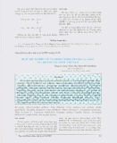 Bước đầu nghiên cứu tác dụng chống oxy hóa in vitro của một số cây thuốc Việt Nam