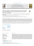 2DOF multi-objective optimal tuning of disturbance reject fractional order PIDA controllers according to improved consensus oriented random search method