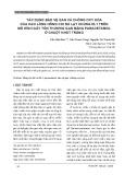 Tác dụng bảo vệ gan và chống oxy hóa của cao lỏng hồng chi Đà Lạt chủng DL1 trên mô hình gây tổn thương gan bằng paracetamol ở chuột nhắt trắng