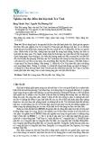 Nghiên cứu đặc điểm khí hậu tỉnh Trà Vinh