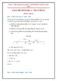 10 bài tập củng cố kiến thức Hình học 6 trong học kì 1