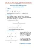 Chuyên đề Toán lớp 6 - Hình học: Điểm, đường thẳng, đoạn thẳng, tia trung điểm đoạn thẳng