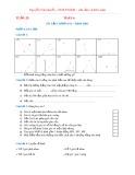 Bài tập Hình học 6: Ôn tập chương 2