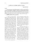 Vấn đề câu tách biệt trong văn bản
