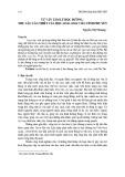 Tư vấn tâm lý học đường - nhu cầu cần thiết của học sinh, sinh viên tỉnh Phú Yên