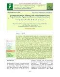 A comparative study of enhanced crude oil degradation in three tropical soils using pig and goat manures as organic amendments