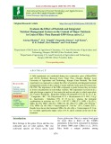 Evaluate the effect of pesticide and integrated nutrient management system on the content of major nutrients in grain of rice-Pusa Basmati-1509 (Oryza sativa L.)