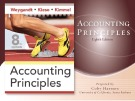 Lecture Accounting principles (8th edition) – Chapter 17: Statement of cash flows