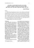Luật hóa các quy định về quyền con người, quyền và nghĩa vụ cơ bản của công dân theo Hiến pháp nước Cộng hòa Xã hội Chủ nghĩa Việt Nam